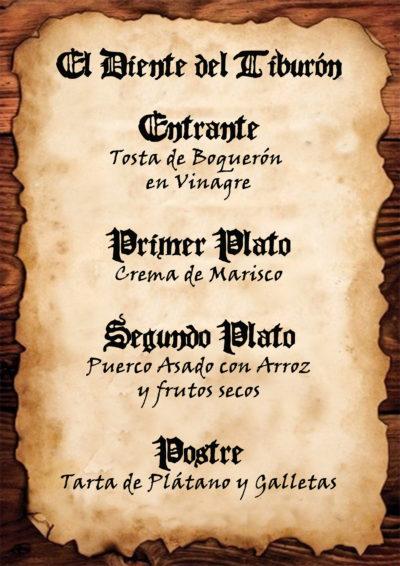 MENÚ PIRATA LA GRULLA e1518466534267 - Menú caribeño