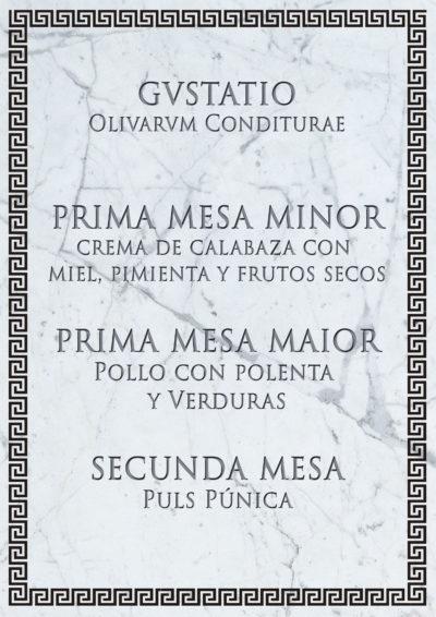MENÚ ROMANO LA COCINA TALLER e1527262267784 - Romano clásico